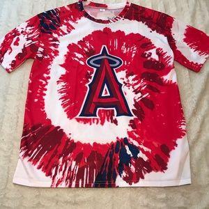 Angels Tie Dye T
